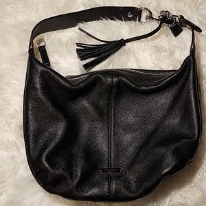 Coach Purse Black Leather. Looks New Never Used.
